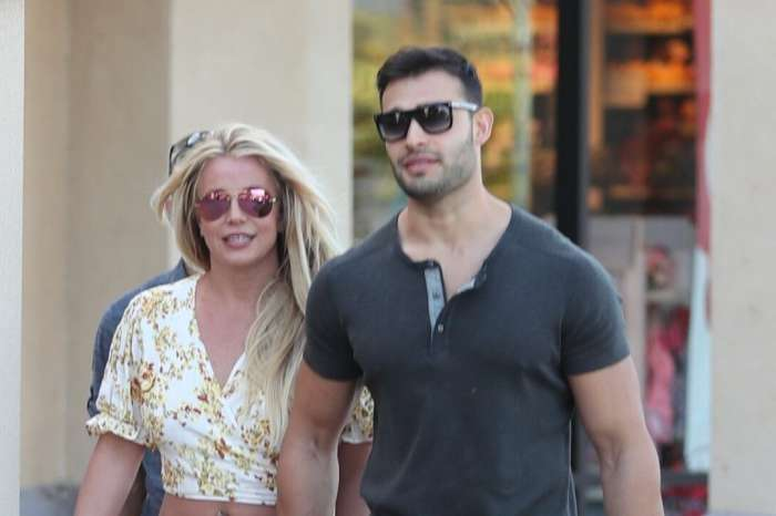 Britney Spears And Sam Asghari Look Happy During Shopping Trip Despite The Drama In Her Life