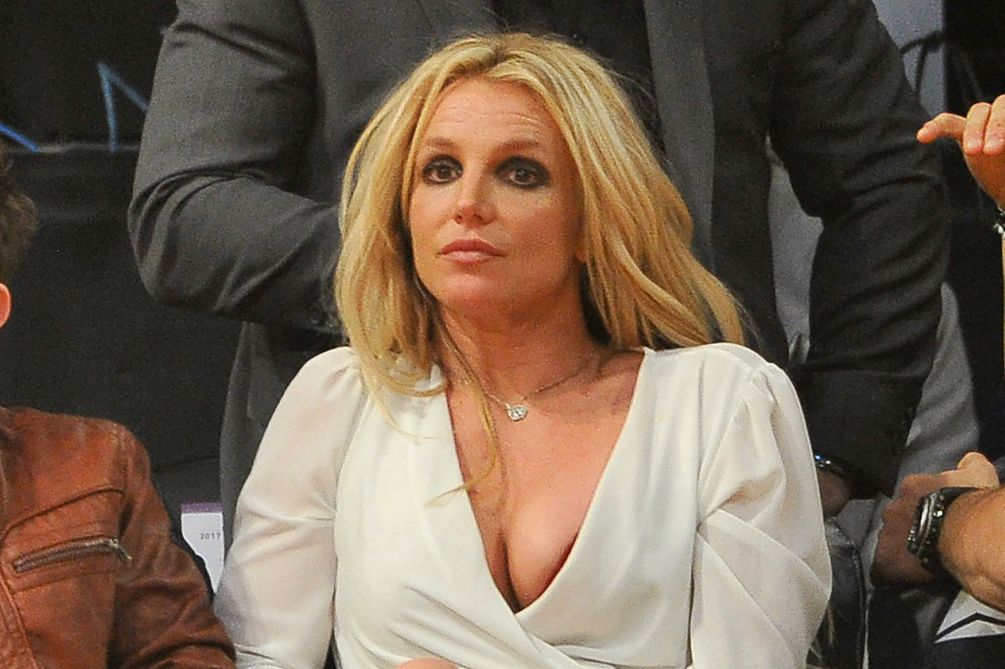 Is Britney Spears pregnant and 'ballooning'?