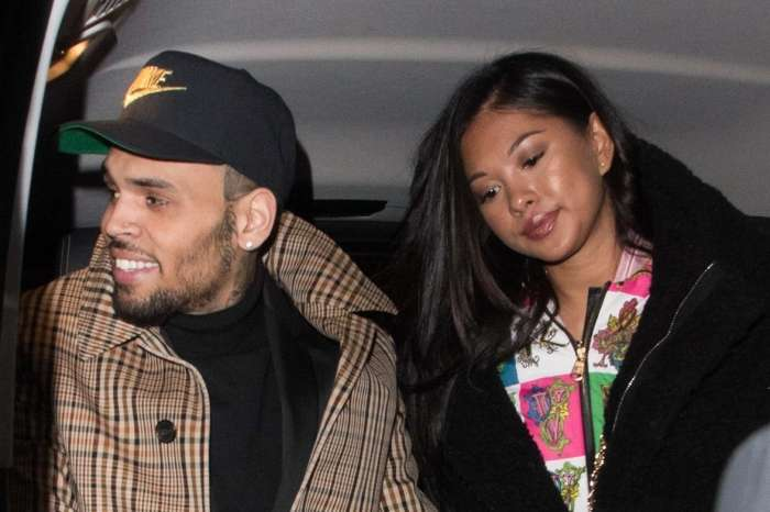Chris Brown Might Become A Dad Once Again - The Alleged Baby Mama, Ammika Harris, Claps Back At Hater