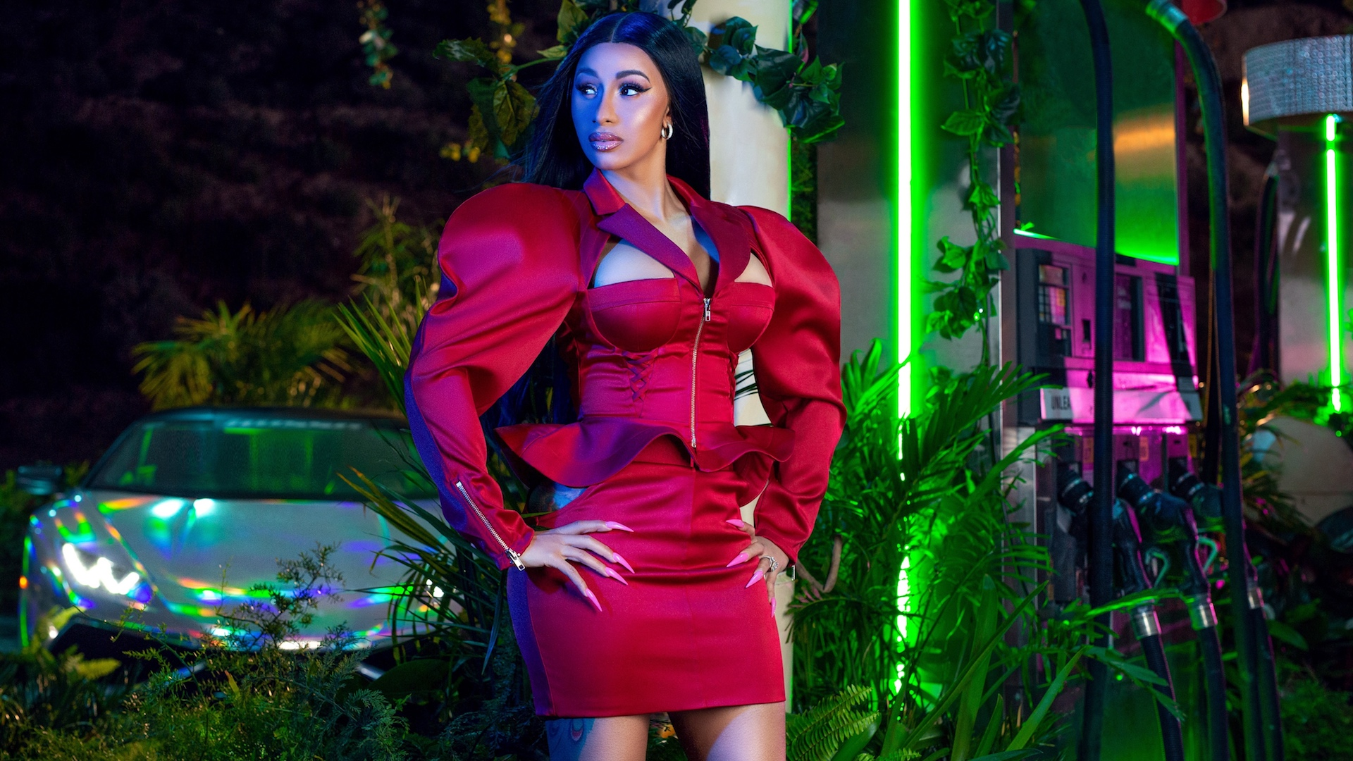 Cardi B's Second Fashion Nova Collection Is Out, Targeting Your 'Girlfriends, Side Bitc*es, Baby Mamas, Mamas, Aunties, Sisters' And More