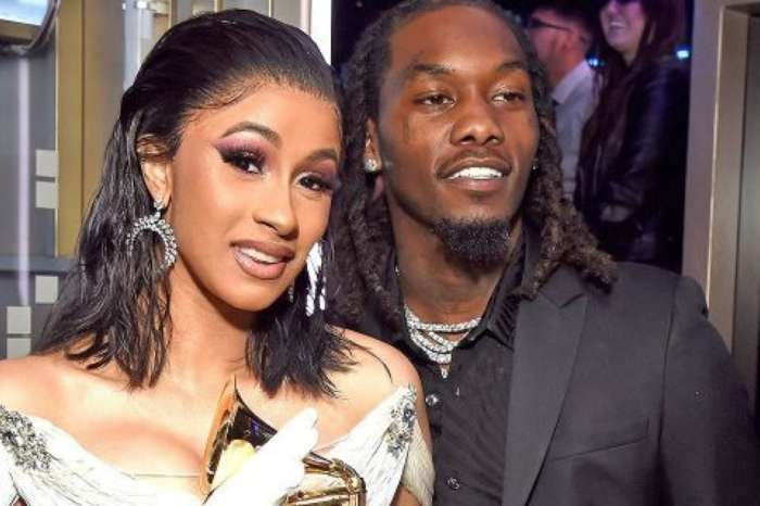 Offset Supports Cardi B After She Had To Cancel Concerts Following Plastic Surgery Complications