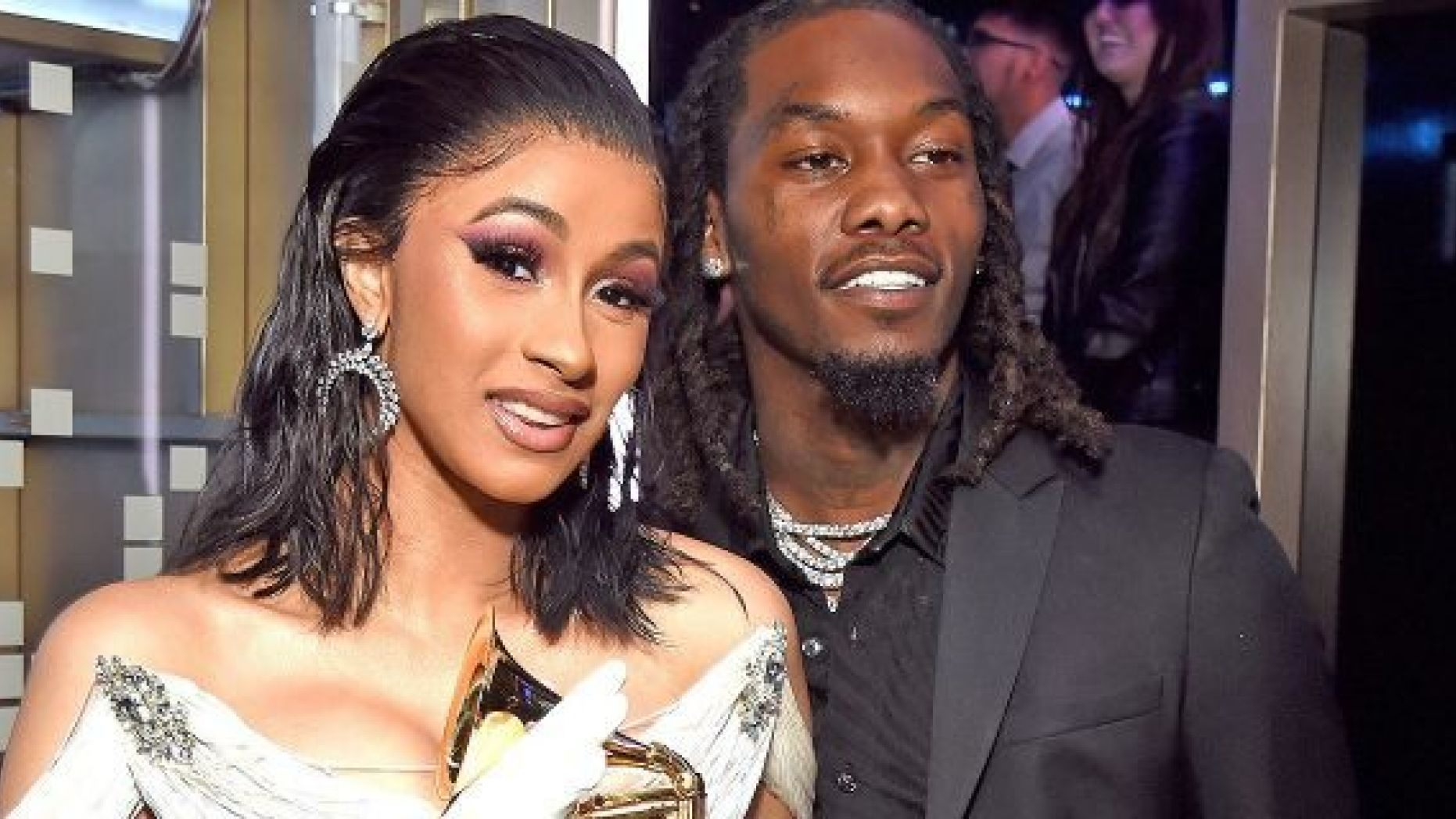 Offset Supports Cardi B After She Had To Cancel Concerts Following Plastic Surgery