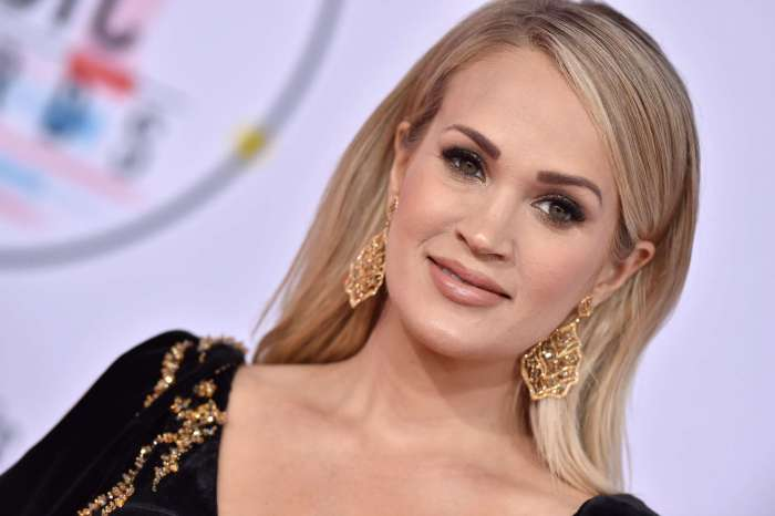 Carrie Underwood Opens Up About The 'Big Wonderful Mess' That Is Being On Tour With Her Kids In Tow!