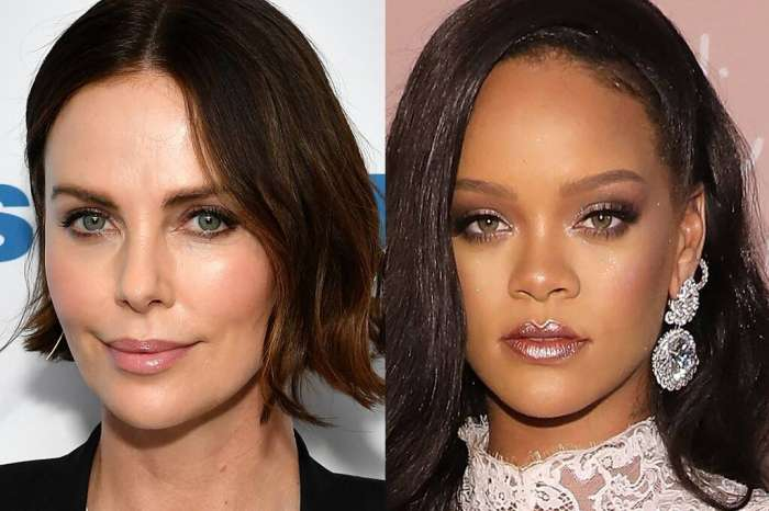 Charlize Theron Reveals How Rihanna Savagely Trolled Her Once And It Involves A T-Shirt!