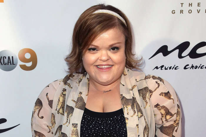 Little Women LA's Christy Gibel Debuts New Boyfriend -- The Man Todd Accused Her Of Having An Affair With!