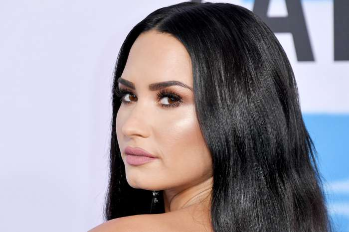 Demi Lovato Looks Great In Bathing Suit During Bora Bora Weekend - Reveals New Music 'Journey'