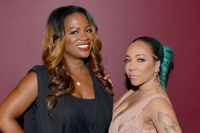 Tiny Harris Celebrates Kandi Burruss' Birthday With An Emotional Message