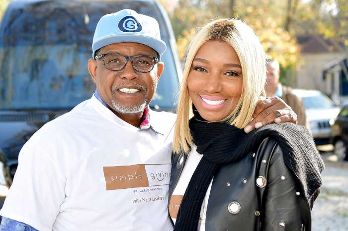 NeNe Leakes Updates Fans On Gregg Leakes' Situation - The Couple Is Waiting For The Results Of His Latest Scan For Cancer