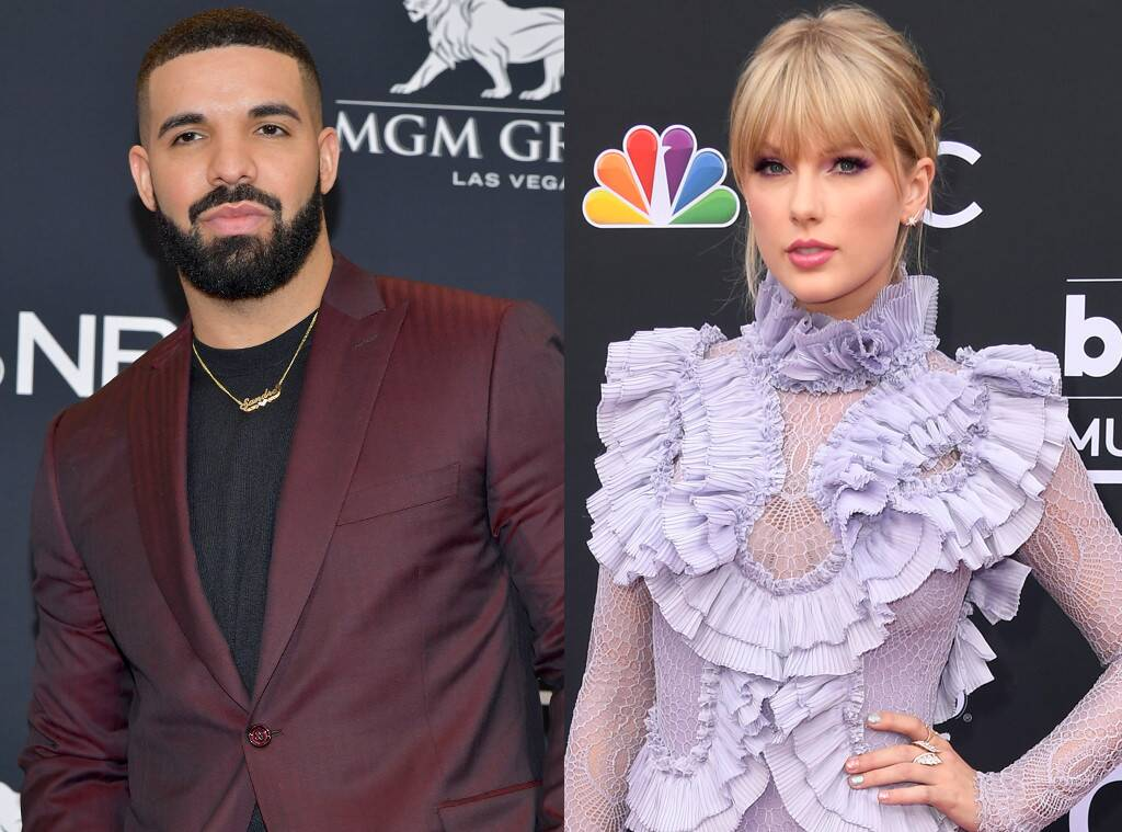 drake-taylor-swift-billboards-music-awards-2019