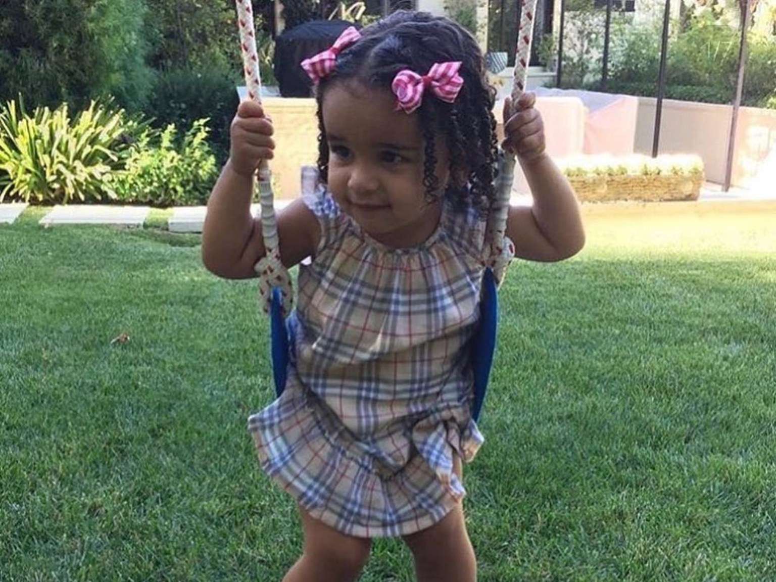 Dream Kardashian Is Her Dad's 'Mini-Me' In The Most Recent Video