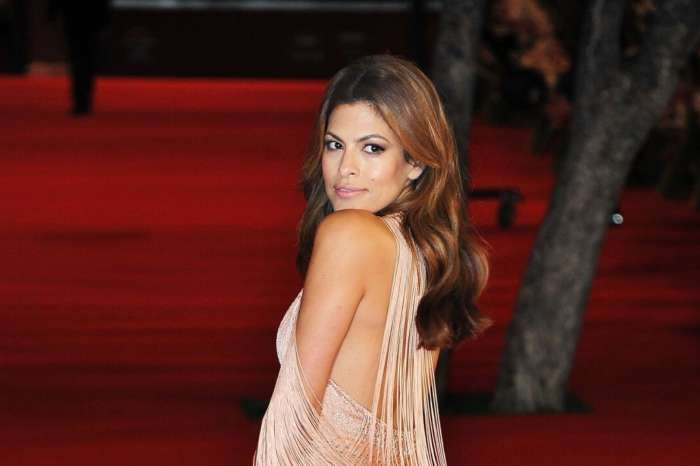 Eva Mendes Admits She And Ryan Gosling Are Having Trouble Teaching Their Daughters Spanish!
