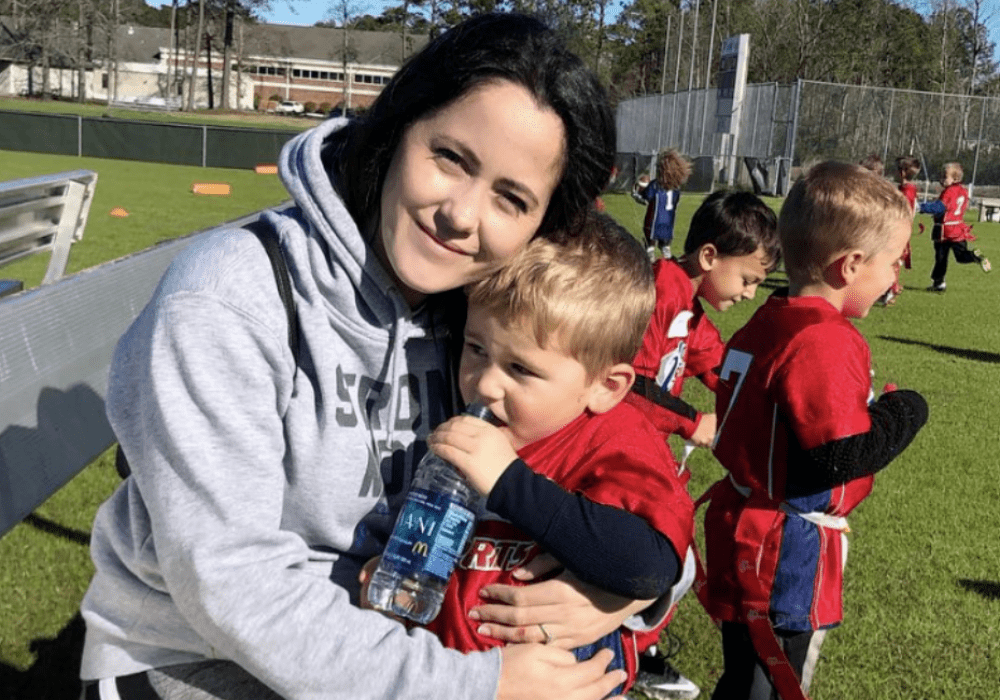 Former 'Teen Mom' Jenelle Evans Is Choosing To Be With David Eason Over Being A Mom To Her Kids