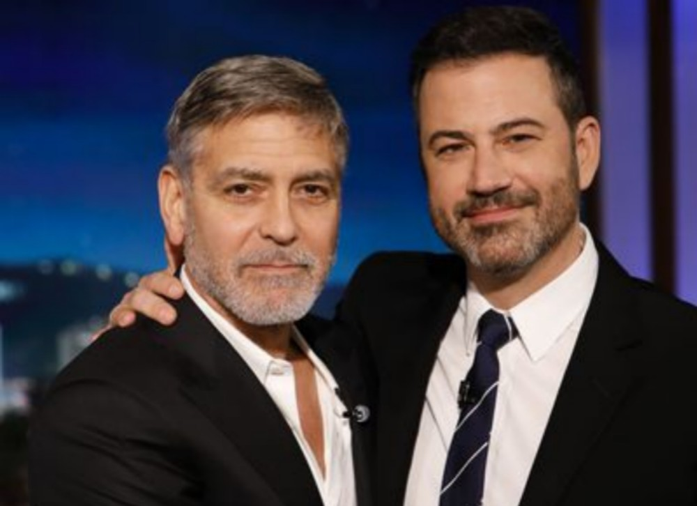 george-clooney-talks-new-hulu-miniseries-catch-22-his-birthday-and-easter-with-bono