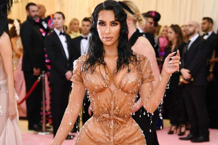 Kim Kardashian Reveals Her Secret For Flaunting Such A Tiny Waist At The MET Gala - See The Video