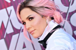 Halsey Pays Fan's Speeding Ticket After Blaming It On Her Music