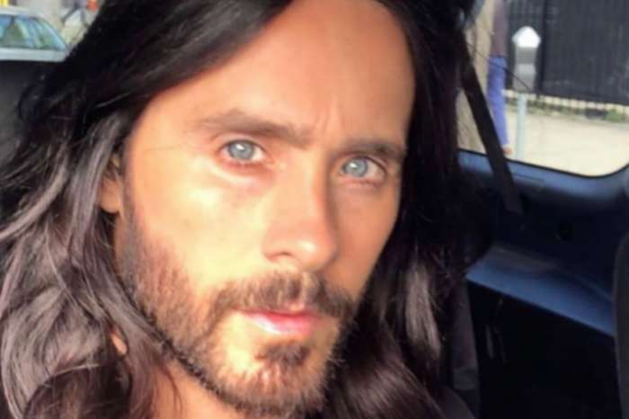 This Picture Of Jared Leto Is Breaking The Internet