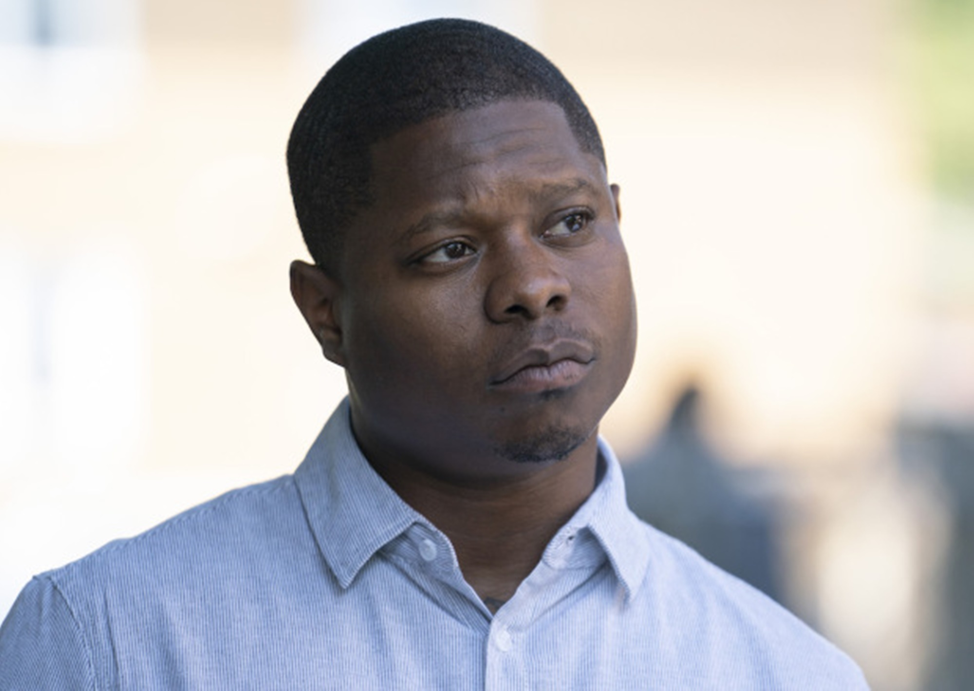 Jason Mitchell The Chi Lena Waithe