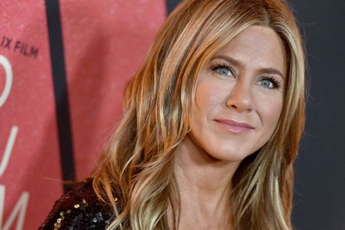 Jennifer Aniston Says She's Not Done Looking For Love