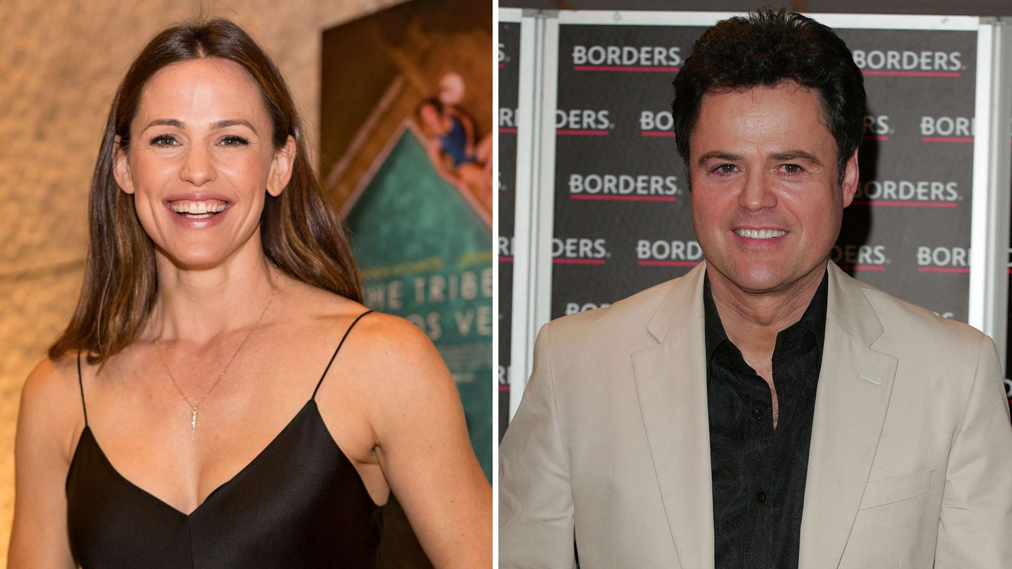 jennifer-garner-donny-osmond