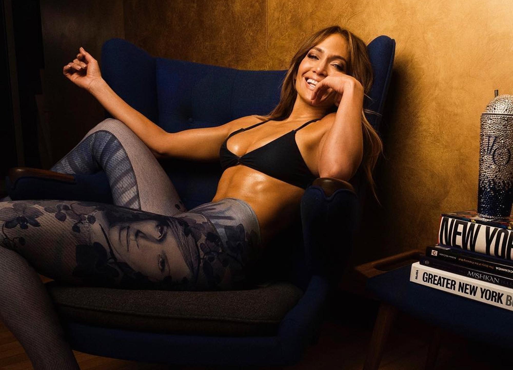Jennifer Lopez Alex Rodriguez Tour Preparation
