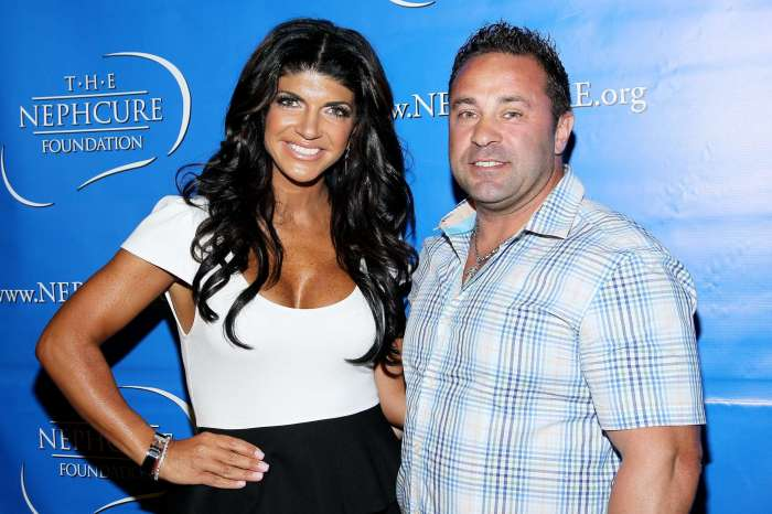 Teresa Giudice Was Seen 'Flirting' And Exchanging Numbers With A Man During Club Outing Amid Husband Joe's Deportation Drama