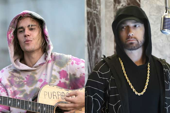 Eminem Reportedly 'Laughed' Reading Justin Bieber's Criticism Of His Album