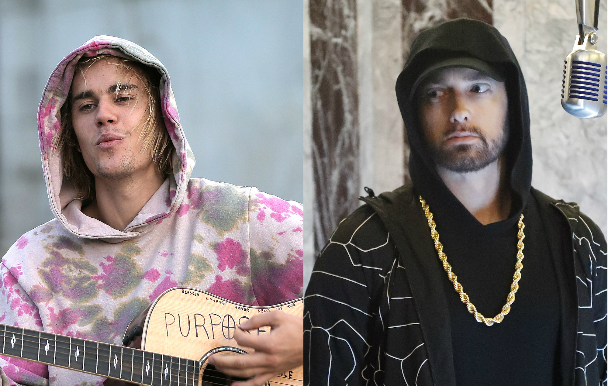 eminem-reportedly-laughed-reading-justin-biebers-criticism-of-his-album