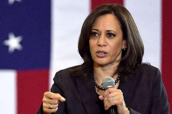 Senator Kamala Harris Compares America To The Handmaid's Tale In New Plea To Supporters