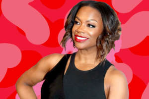 Kandi Burruss' Throwback Pics With Her Graduation Surprise Fans Due To Her Looks