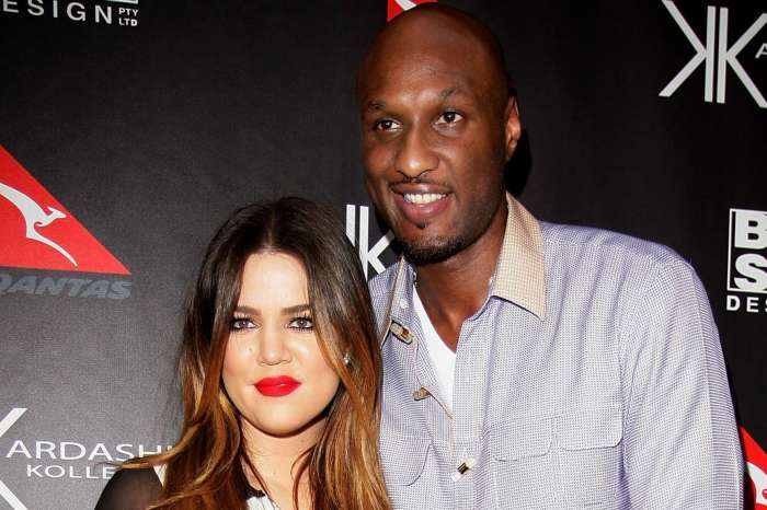 Khloe Kardashian Reacts To Lamar Odom Releasing His Memoir And Regretting His Cheating
