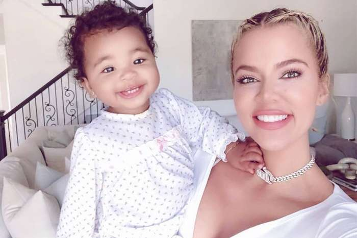 KUWK: Khloe Kardashian Marks Mother's Day With Cute True Pic!