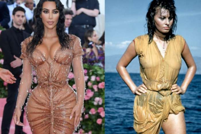 Kim Kardashian-West's Mugler Met Gala Look Inspired By Sophia Loren — Watch Video