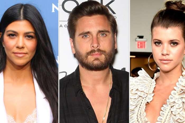 KUWK: Kourtney Kardashian And Sofia Richie Celebrate Scott Disick's Birthday Together!