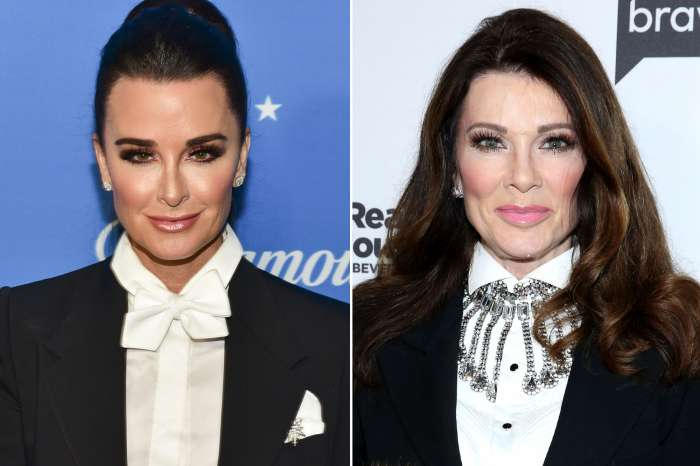 Kyle Richards Reveals She Reached Out To Lisa Vanderpump To Make Peace Multiple Times