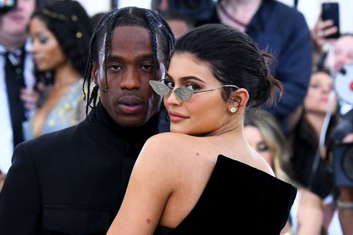 KUWK: Kylie Jenner Gives Travis Scott A Tattoo - Check Out The Vid!