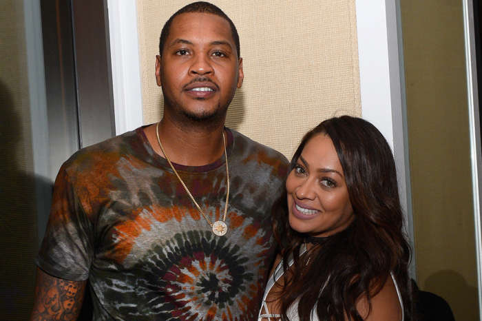 La La Anthony Raves Over Her Husband Carmelo's Qualities In Sweet Birthday Post