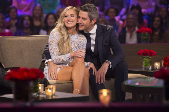 Arie Luyendyk Jr. And Lauren Burnham Share Their Newborn Baby's Name!