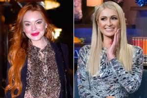 Lindsay Lohan Reacts To Former Friend Paris Hilton Dissing Her
