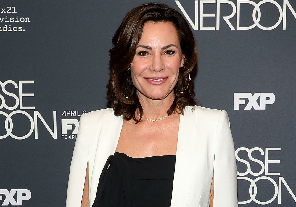LuAnn De Lesseps Blowing Off Probation Rules! Bravo Ready To Give Her The Boot From RHONY