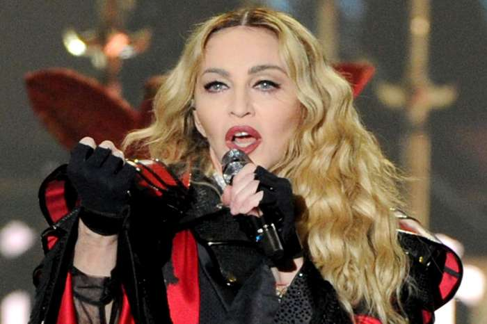 Madonna Gets Emotional While Delivering Acceptance Speech At GLAAD Awards