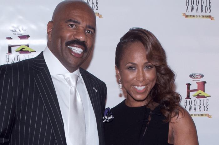 Steve Harvey's Wife AddressesThose Divorce Rumors!