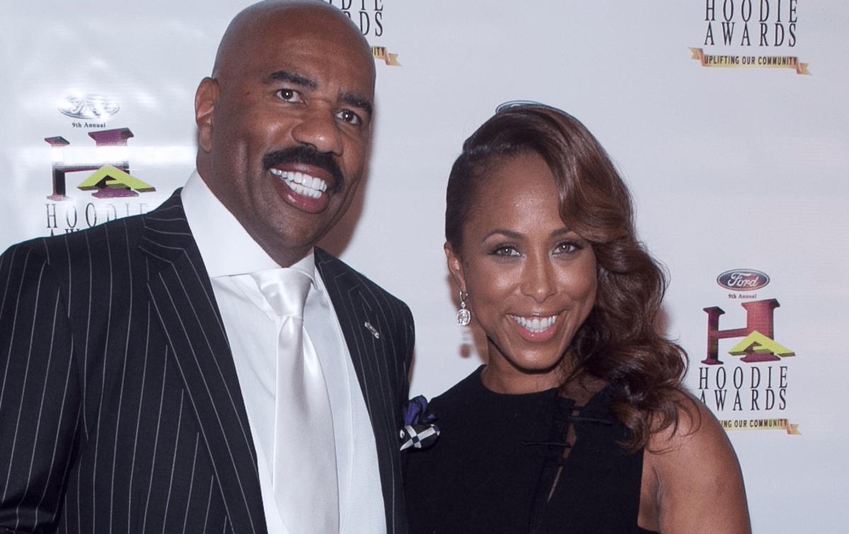 steve-harveys-wife-addresses-those-divorce-rumors