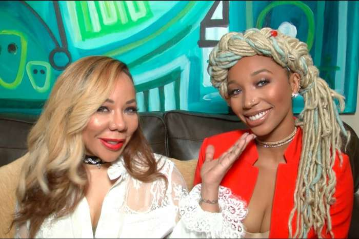Zonnique Pullins And Her Mom, Tiny Harris Exchange Loving Words For Mother's Day