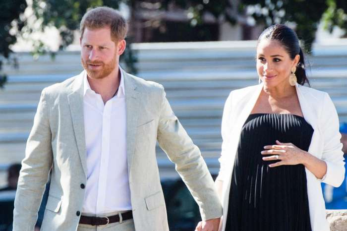 Meghan Markle Is In Labor — Buckingham Palace Confirms Royal Baby Watch Has Begun!