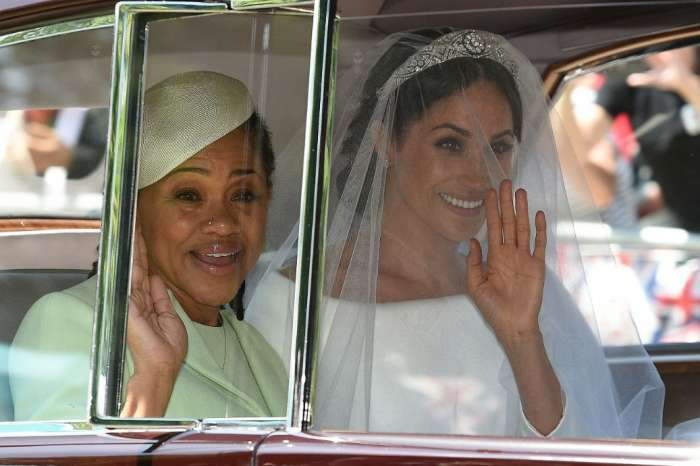 Meghan Markle's Mother, Doria Ragland, Is 'Overjoyed' At Becoming A Grandmother As Royal Baby Is Born