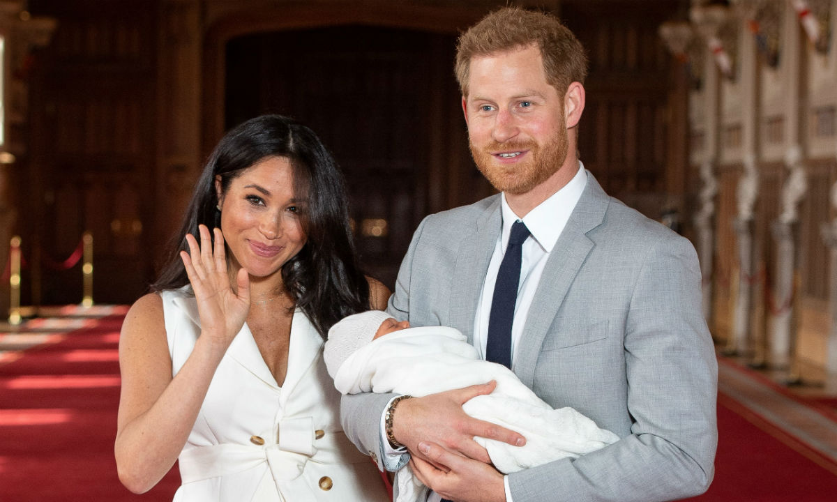 meghan-markles-title-on-son-archies-birth-certificate-is-princess-heres-why