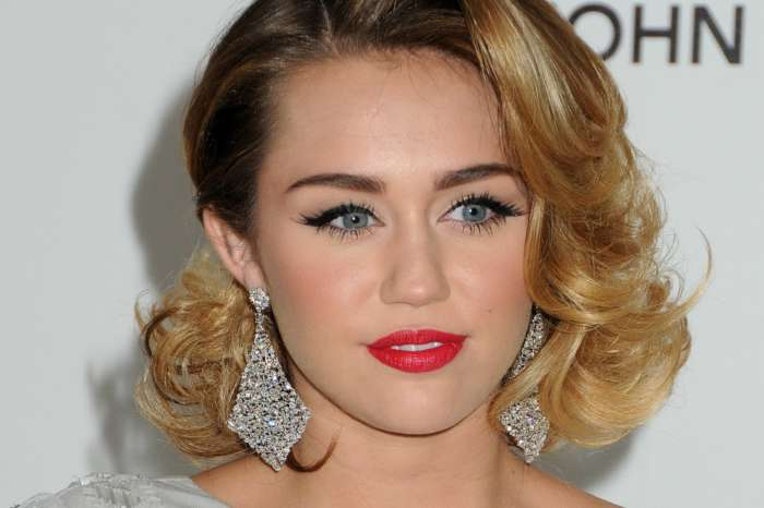 Miley Cyrus Says She Enjoys The Pat-Down At The Airport - She 'Needs A Little Human Touch'