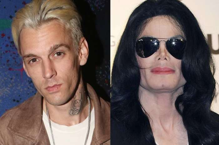 Aaron Carter Clarifies His Claims That Michael Jackson Was 'Inappropriate'
