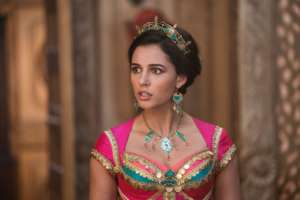 Watch Naomi Scott Perform Speechless From Disney's Hit Movie Aladdin — Video