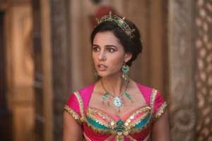 Watch Naomi Scott Perform Speechless From Disney's Hit Movie Aladdin — Video
